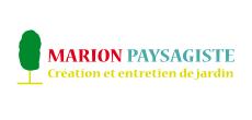 Logo Marion Paysagiste